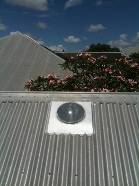 Custom orb 300mm round skybrite skylights for Skylight net login