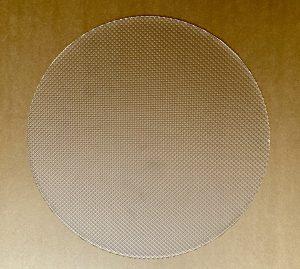 500mm round prismatic diffuser
