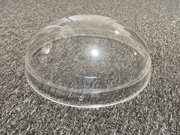250 flat dome